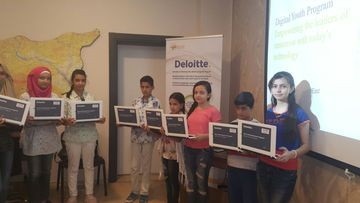 laptop-donation-with-DYP-education-program-dubai-2