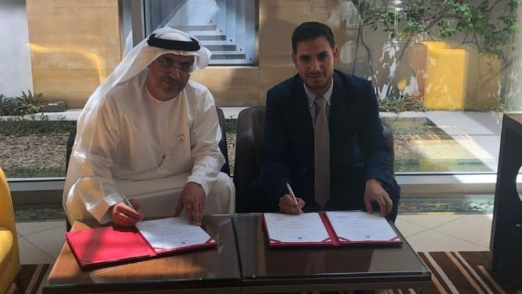Awarded Contract with Ministry of Energy in Dubai