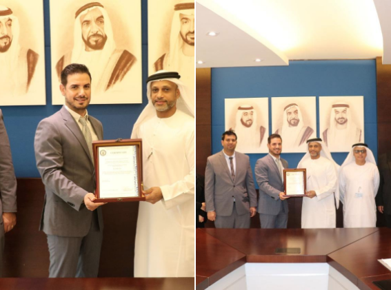 Emirates Steel Awarded ISO 56002:2019 Innovation Management System.