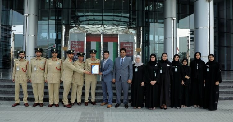 Dubai Police Awarded in Global Conformity