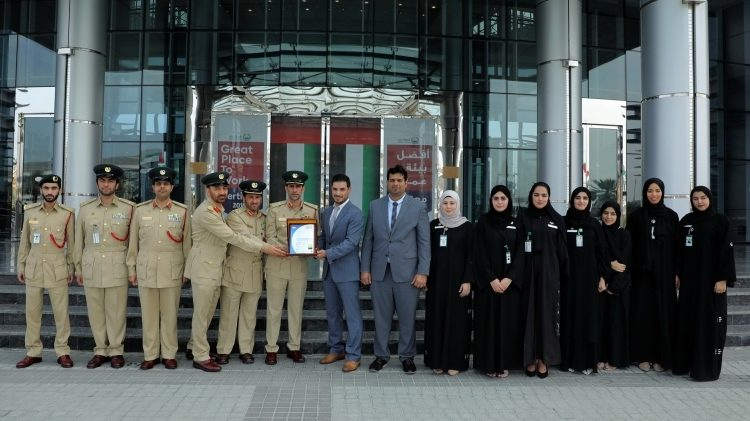 Dubai Police Awarded in Global Conformity